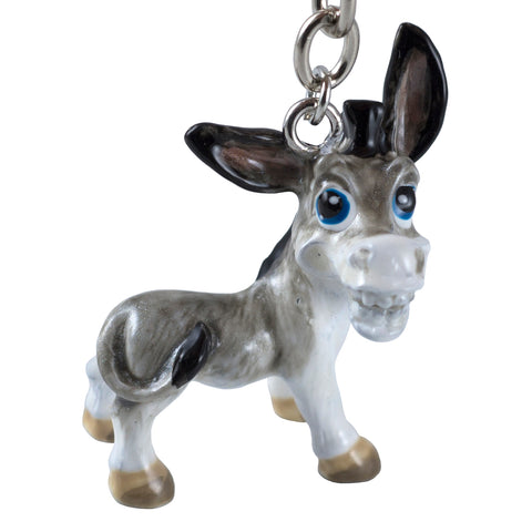 Little Paws Donkey Key Ring 2