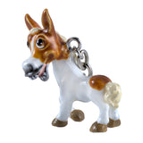 Little Paws Paint Pony Horse Key Ring 2