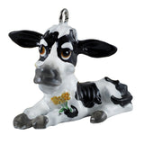 Little Paws Fresian Cow Key Ring 2