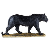 Black Panther Leopard Figurine 1