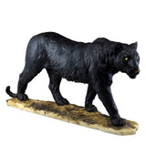 Black Panther Leopard Figurine 2