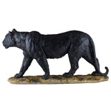 Black Panther Leopard Figurine 3