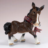 "Little Paws ""Mary"" Shire Horse Figurine 2"