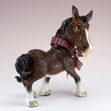 "Little Paws ""Mary"" Shire Horse Figurine 3"