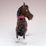 "Little Paws ""Mary"" Shire Horse Figurine 4"