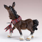"Little Paws ""Mary"" Shire Horse Figurine 5"