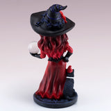 Abracadabra Cosplay Kids Little Witch Figurine 3