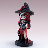 Abracadabra Cosplay Kids Little Witch Figurine 5