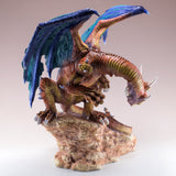 Dragon With Knight On Horse Figurine 7