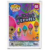 Good Luck Pink Hair Troll Funko Pop! #03