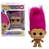 Good Luck Pink Hair Troll Funko Pop 03 HBH2