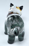 Lampwork Hand Blown Glass Bear 4
