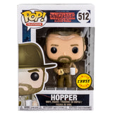 Stranger Things Chase Hopper With Donut Funko Pop! #512 HBH4