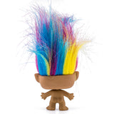 Good Luck Rainbow Hair Troll Funko Pop 01 HBH2