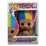 Good Luck Rainbow Hair Troll Funko Pop 01 HBH4