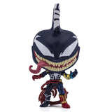 Spider-Man Venomized Captain Marvel Funko Pop 599 HBH2