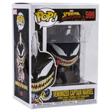 Spider-Man Venomized Captain Marvel Funko Pop 599 HBH6