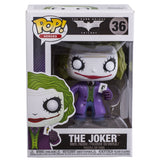 The Joker Dark Knight Trilogy Funko Pop 36 HBH4