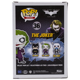 The Joker Dark Knight Trilogy Funko Pop 36 HBH7