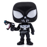 Marvel Venom Venomized Punisher Funko Pop 595 HBH1
