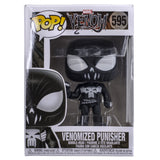 Marvel Venom Venomized Punisher Funko Pop 595 HBH4