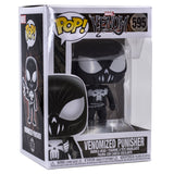 Marvel Venom Venomized Punisher Funko Pop 595 HBH5