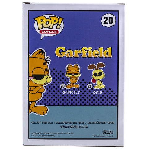 Garfield Cat Funko Pop Comics 20 Honey Brook House