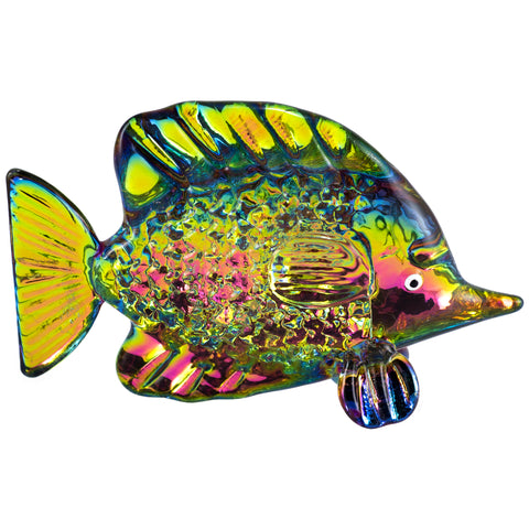 glass fish figurine 34