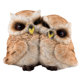 Owl Couple Figurine 1