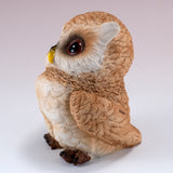 Pair of Owl Figurines Statues 3