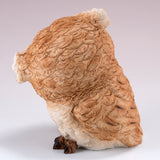 Pair of Owl Figurines Statues 6