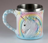 Child's Unicorn Mug Cup