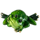 Frog Daydreaming Figurine 1