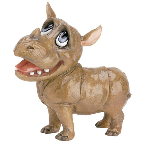 "Little Paws ""Rhianna"" Rhinoceros Figurine 1"