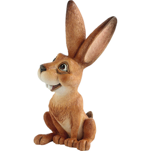 "Little Paws ""Bolt"" Hare Rabbit Figurine 1"