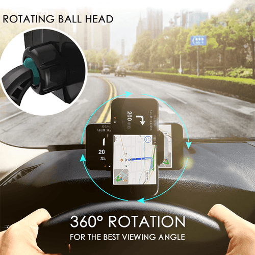 360° Dashboard Car Phone Mount - supdealshop