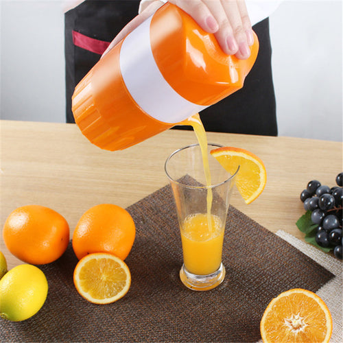 Hand Press Fruit Juicer - supdealshop