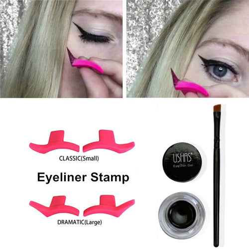 EYELINER WING STAMP - CLASSIC / DRAMATIC - supdealshop