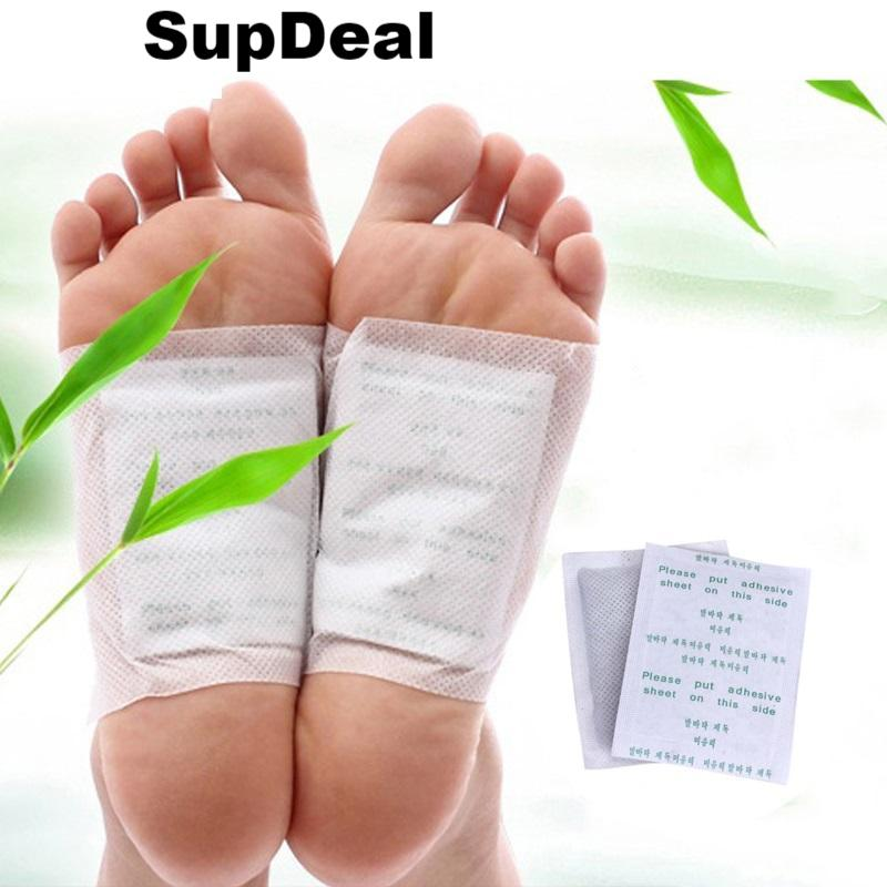 MIRACLE FOOT DETOX PATCHES (10 PCS/SET) - supdealshop