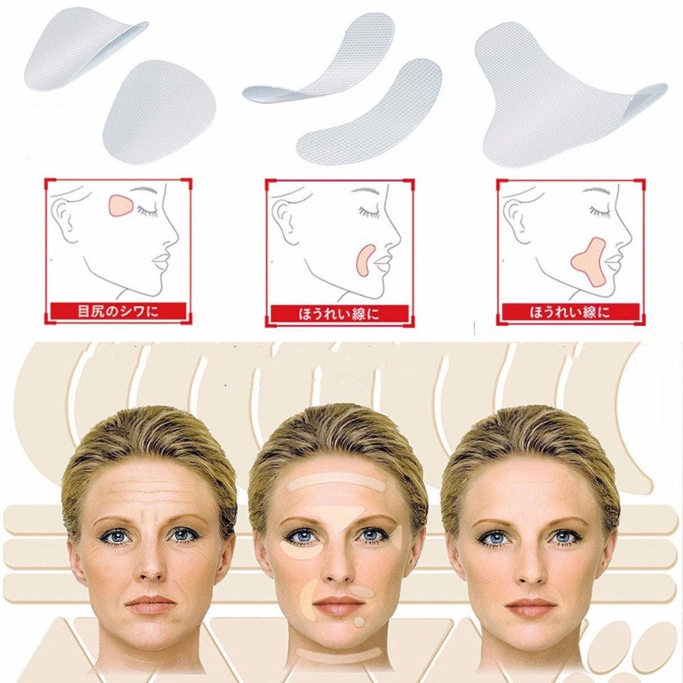 skinly™ Facial Lift Patches - supdealshop