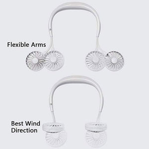 Lazy Neckband Fan - supdealshop
