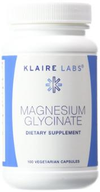 Magnesium Glycinate by Klaire Labs www.drmatea.com