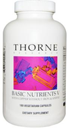 Thorne Basic Nutrients V www.drmatea.com