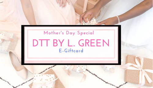 Mother's Day  E-Gift Card Special