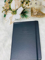 DTT Signature Leather Embossed Journal