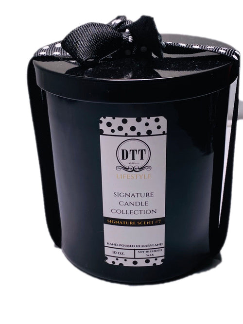 Signature Scent No. 2 Luxury Candle