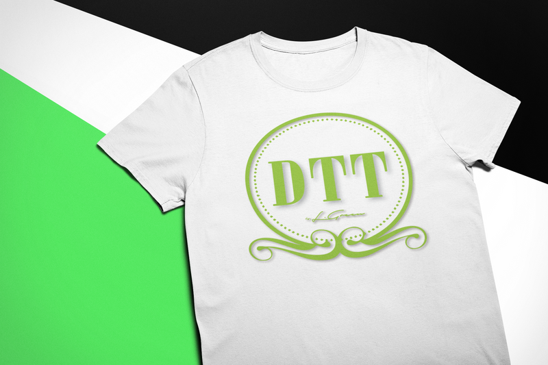 Signature Logo T-Shirt Collection - Lime Green