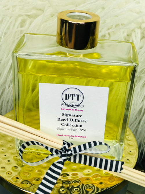 Signature Scent No. 0 Reed Diffuser