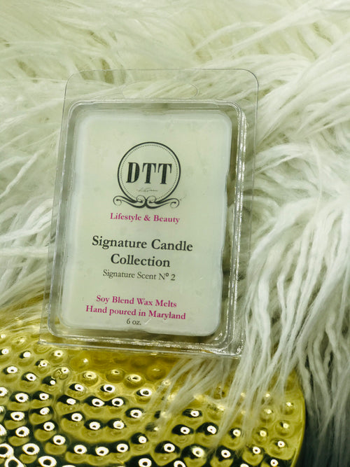 Signature Scent No. 2 Wax Melts
