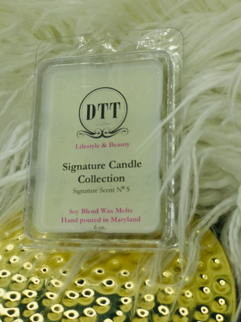 Signature Scent No. 5 Wax Melts